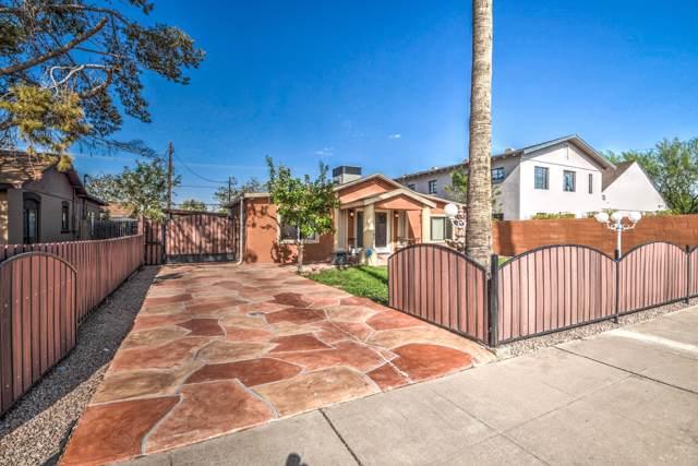 2340 N 10TH Street, Phoenix, AZ 85006 (MLS #5975942) :: Yost Realty Group at RE/MAX Casa Grande