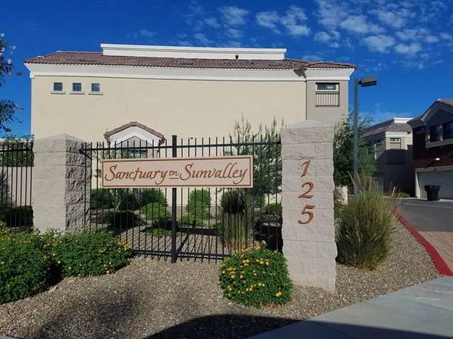 125 N Sunvalley Boulevard #112, Mesa, AZ 85207 (MLS #5975953) :: The Laughton Team