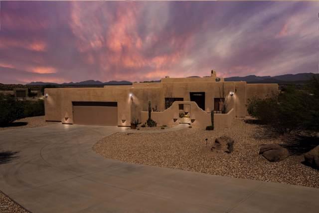 2890 W Saddleridge Way, Wickenburg, AZ 85390 (MLS #5975988) :: REMAX Professionals