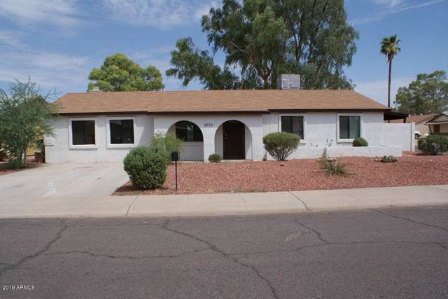 3770 E Pershing Avenue, Phoenix, AZ 85032 (MLS #5976012) :: Lifestyle Partners Team
