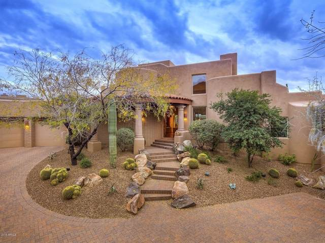 9533 E Covey Trail, Scottsdale, AZ 85262 (MLS #5976013) :: The W Group