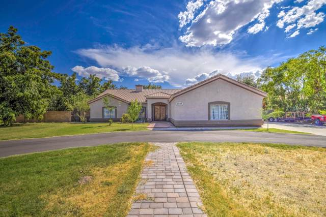 5127 W Dobbins Road, Laveen, AZ 85339 (MLS #5976017) :: Openshaw Real Estate Group in partnership with The Jesse Herfel Real Estate Group
