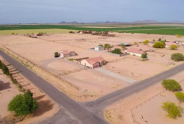 34710 W Eclipse Road, Stanfield, AZ 85172 (MLS #5976042) :: Homehelper Consultants