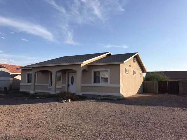 10229 W Mission Drive, Arizona City, AZ 85123 (MLS #5976055) :: Arizona Home Group