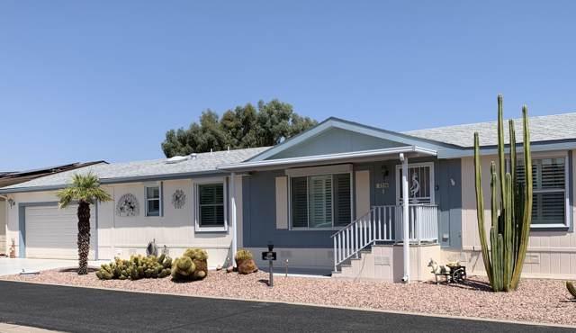 17200 W Bell Road #2356, Surprise, AZ 85374 (MLS #5976085) :: Riddle Realty Group - Keller Williams Arizona Realty