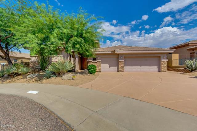 11572 E Running Deer Trail, Scottsdale, AZ 85262 (MLS #5976094) :: Yost Realty Group at RE/MAX Casa Grande