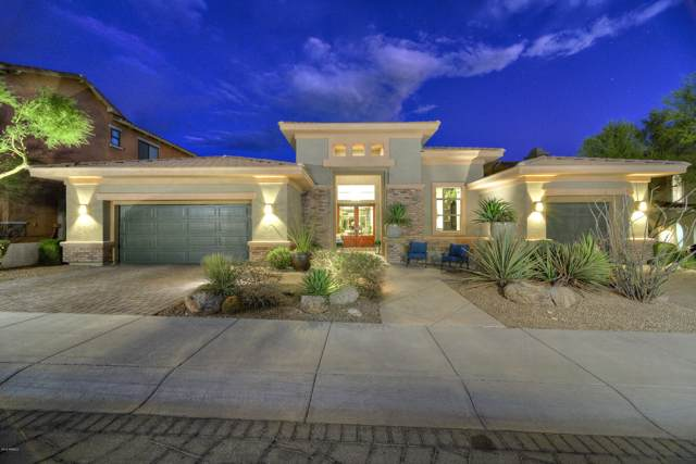 10105 E Ridgerunner Drive, Scottsdale, AZ 85255 (MLS #5976169) :: The Kenny Klaus Team
