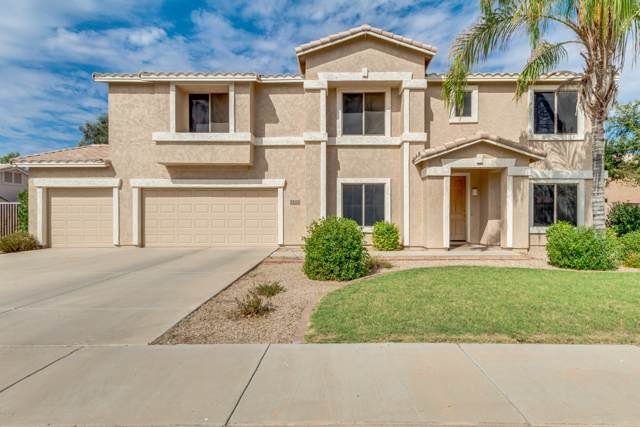 4640 S Springs Drive, Chandler, AZ 85249 (MLS #5976173) :: The W Group