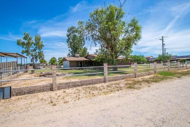 18318 E Chandler Heights Road, Gilbert, AZ 85298 (MLS #5976178) :: Long Realty West Valley
