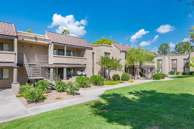 5995 N 78TH Street #2034, Scottsdale, AZ 85250 (MLS #5976182) :: Brett Tanner Home Selling Team