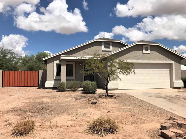 8518 W Swansea Drive, Arizona City, AZ 85123 (MLS #5976195) :: Brett Tanner Home Selling Team