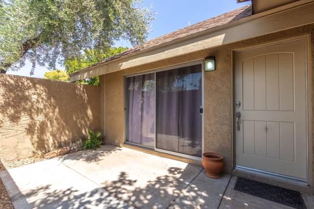 3807 N 30TH Street #25, Phoenix, AZ 85016 (MLS #5976226) :: The Pete Dijkstra Team