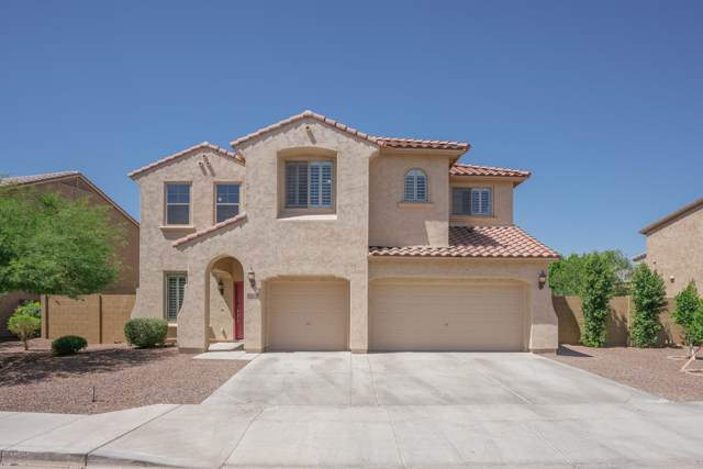 8720 N 182ND Lane, Waddell, AZ 85355 (MLS #5976243) :: Occasio Realty