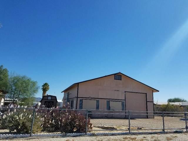 40165 Idaho Place, Salome, AZ 85348 (MLS #5976296) :: Devor Real Estate Associates