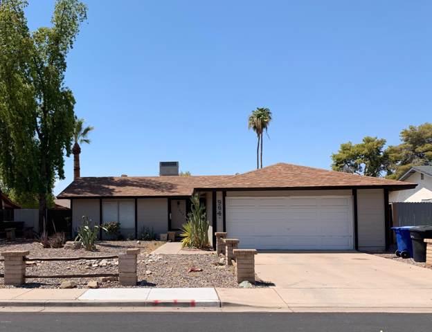 964 S Santa Barbara, Mesa, AZ 85202 (MLS #5976334) :: Revelation Real Estate