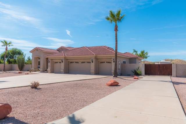 817 W Cloud Road, Phoenix, AZ 85086 (MLS #5976375) :: The Daniel Montez Real Estate Group