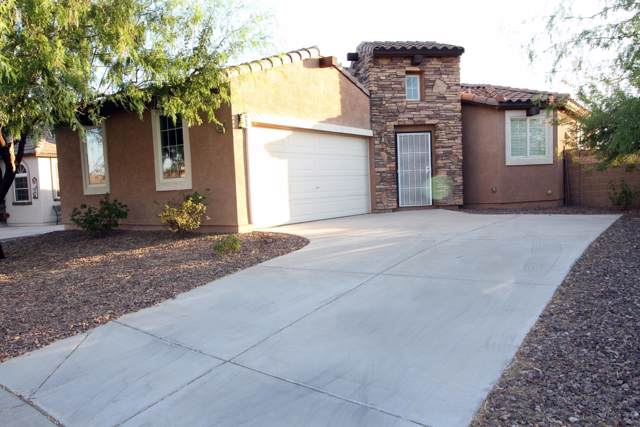 3220 N 302ND Lane, Buckeye, AZ 85396 (MLS #5976385) :: Riddle Realty Group - Keller Williams Arizona Realty