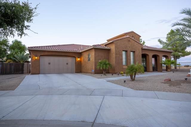 20396 E Camina Plata, Queen Creek, AZ 85142 (MLS #5976430) :: Revelation Real Estate