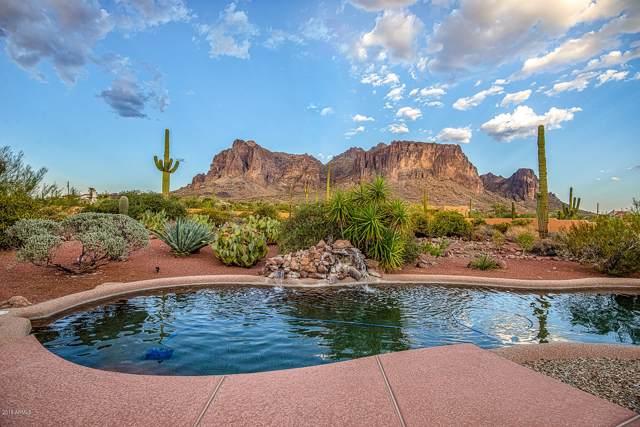 3083 N Geronimo Road, Apache Junction, AZ 85119 (MLS #5976473) :: Revelation Real Estate