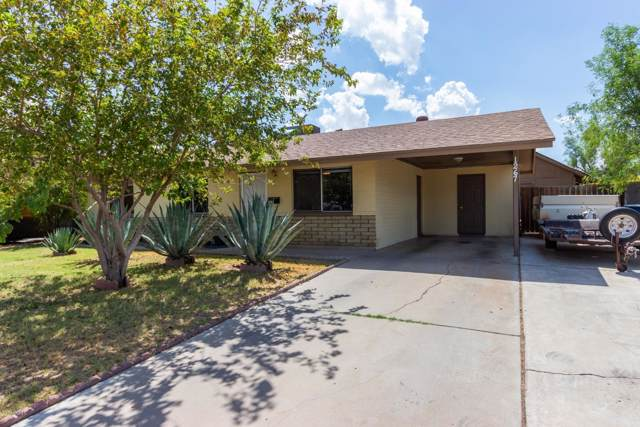 1267 W Carla Vista Drive, Chandler, AZ 85224 (MLS #5976535) :: The W Group