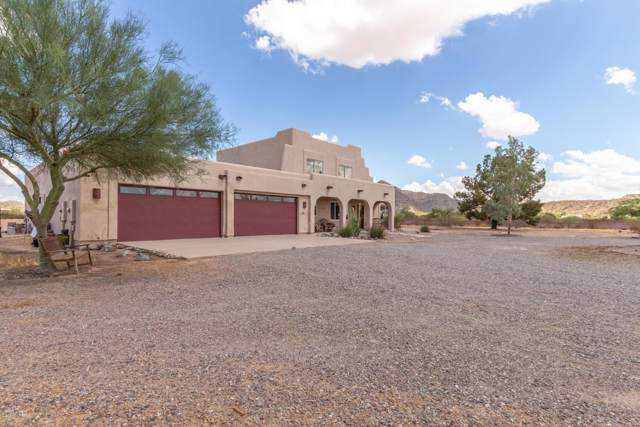 8358 N Bel Air Road, Casa Grande, AZ 85194 (MLS #5976550) :: Lifestyle Partners Team