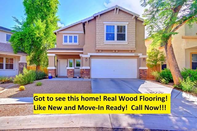 1349 S Pheasant Drive, Gilbert, AZ 85296 (MLS #5976617) :: Brett Tanner Home Selling Team
