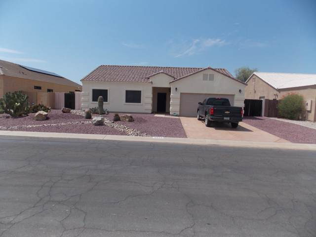 15544 S Cherry Hills Drive, Arizona City, AZ 85123 (MLS #5976641) :: The Laughton Team