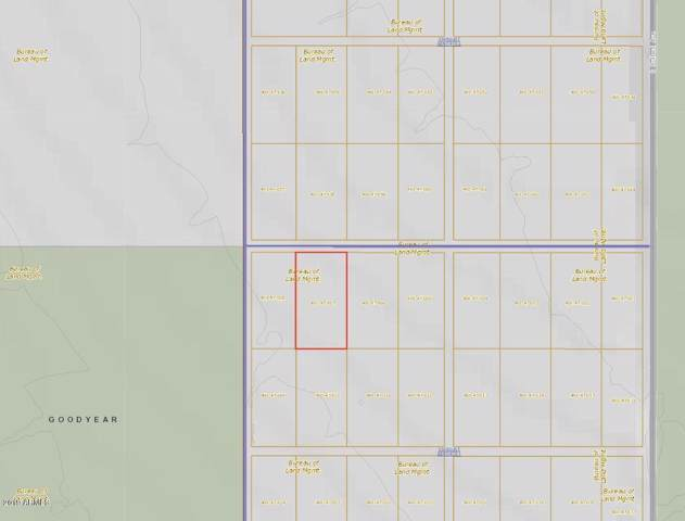 xxxx W Bullard Avenue, Goodyear, AZ 85338 (MLS #5976655) :: Howe Realty