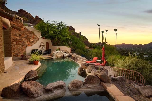 5525 E San Miguel Avenue, Paradise Valley, AZ 85253 (MLS #5976696) :: The Kenny Klaus Team