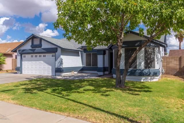 8534 W Tuckey Lane, Glendale, AZ 85305 (MLS #5976789) :: Brett Tanner Home Selling Team