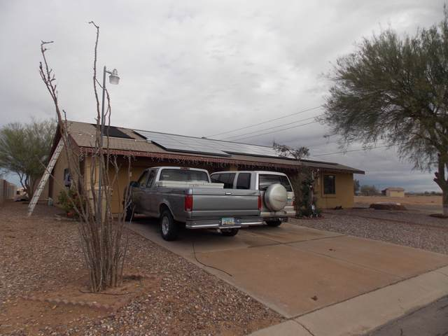 8106 W Pineveta Drive, Arizona City, AZ 85123 (MLS #5976802) :: Brett Tanner Home Selling Team