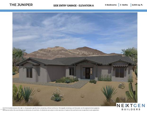 7XX E Galvin - Lot 1 Street, Phoenix, AZ 85086 (MLS #5976841) :: Riddle Realty Group - Keller Williams Arizona Realty