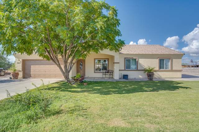 3955 W Shira Street, Eloy, AZ 85131 (MLS #5976851) :: Brett Tanner Home Selling Team