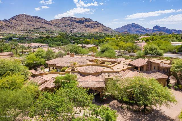 8201 N Ridgeview Drive, Paradise Valley, AZ 85253 (MLS #5976888) :: Howe Realty