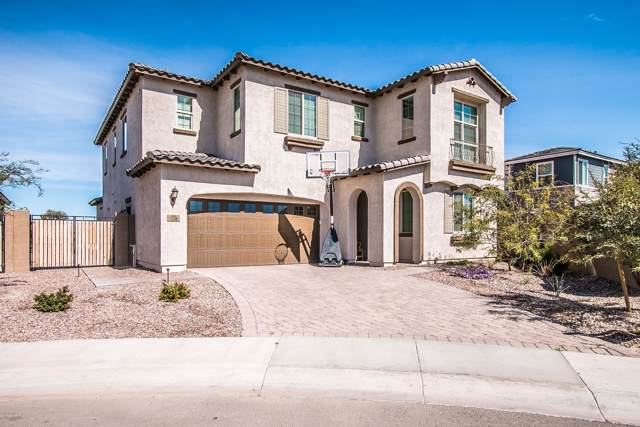 150 E Honeysuckle Place, Chandler, AZ 85286 (MLS #5976897) :: The W Group