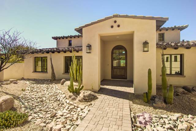 35014 N El Sendero Road, Carefree, AZ 85377 (MLS #5976917) :: Lux Home Group at  Keller Williams Realty Phoenix