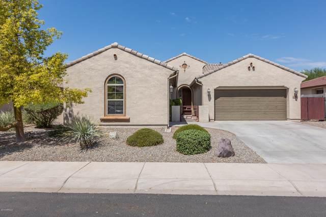 1710 E Nightingale Lane, Gilbert, AZ 85298 (MLS #5976924) :: Brett Tanner Home Selling Team