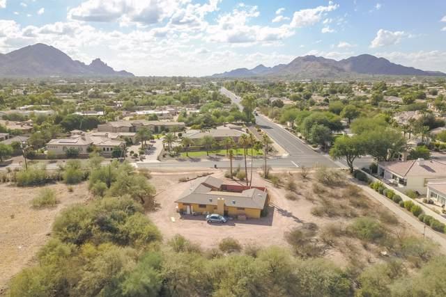 6445 N Cattle Track Road, Scottsdale, AZ 85250 (MLS #5976957) :: Homehelper Consultants