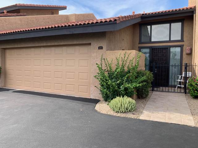 7438 E Hum Road #105, Carefree, AZ 85377 (MLS #5976971) :: Riddle Realty Group - Keller Williams Arizona Realty