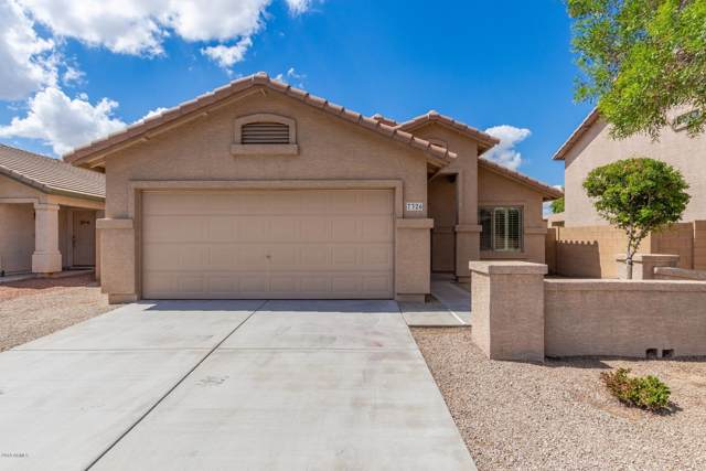 7326 S 253RD Avenue, Buckeye, AZ 85326 (MLS #5976981) :: Cindy & Co at My Home Group