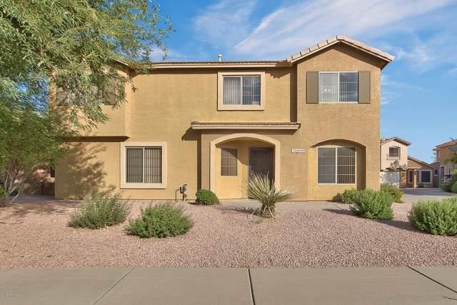 21813 N 40TH Way, Phoenix, AZ 85050 (MLS #5977064) :: Conway Real Estate