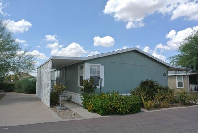 19802 N 32nd Street #102, Phoenix, AZ 85050 (MLS #5977077) :: Keller Williams Realty Phoenix