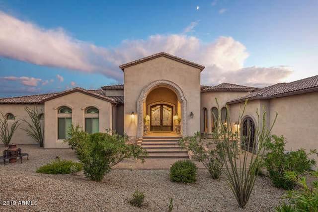 9961 E Winter Sun Drive, Scottsdale, AZ 85262 (MLS #5977092) :: Riddle Realty Group - Keller Williams Arizona Realty