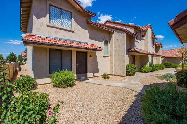 2940 N Oregon Street #10, Chandler, AZ 85225 (MLS #5977120) :: The W Group