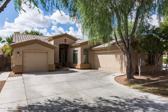 325 W Montego Drive, Casa Grande, AZ 85122 (MLS #5977122) :: Scott Gaertner Group