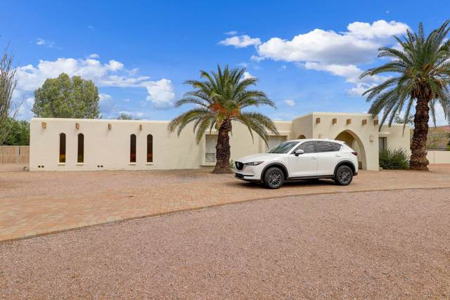 6822 E Gold Dust Avenue, Paradise Valley, AZ 85253 (MLS #5977126) :: The Everest Team at eXp Realty
