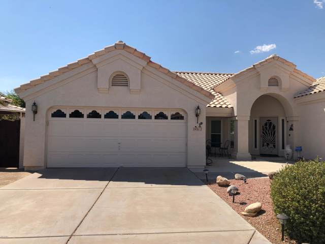 24212 N 42ND Drive, Glendale, AZ 85310 (MLS #5977143) :: Brett Tanner Home Selling Team