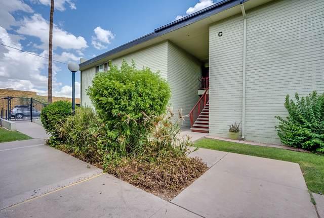 6767 N 7TH Street #103, Phoenix, AZ 85014 (MLS #5977151) :: Brett Tanner Home Selling Team