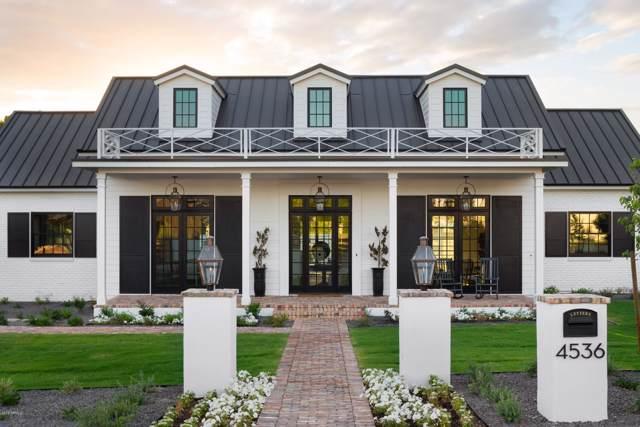 4536 N 49TH Place, Phoenix, AZ 85018 (MLS #5977206) :: Brett Tanner Home Selling Team
