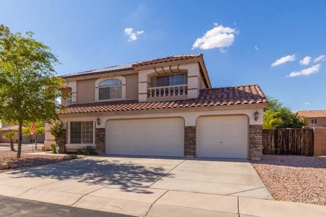 22212 W Gardenia Drive, Buckeye, AZ 85326 (MLS #5977231) :: The W Group